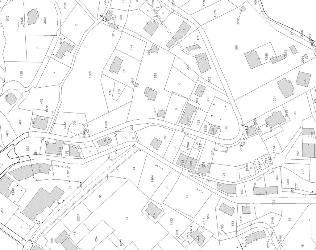 Richiesta estratto di mappa acquista on line l elaborato for Visura catasto