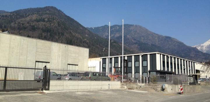 Perluasan Bangunan Industri di LENNA (Bergamo)