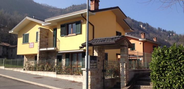 Kompleks perumahan baru di SAN PELLEGRINO TERME (Bergamo)
