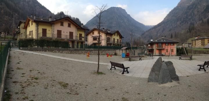 Complesso residenziale a Branzi Milesi Gianluca