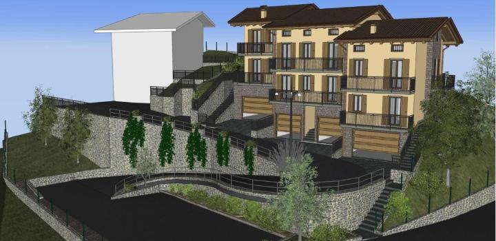 Nuovo complesso residenziale località Briolo a SAN GIOVANNI BIANCO (Bergamo) Milesi Gianluca