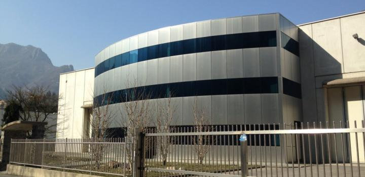 Edificio Industriale Lenna Milesi Gianluca