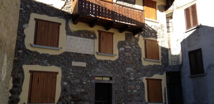 Renovasi bangunan perumahan di VALTORTA (Bergamo)