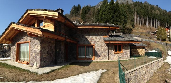 Rumah baru di RONCOBELLO (Bergamo)
