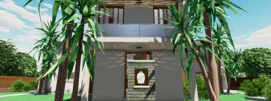 Pembangunan rumah keluarga